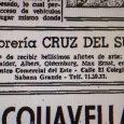 La hija de Alfredo Roffé, Claudia, envió una nota a este blog aclarando algunos puntos sobre lo publicado en torno a Cruz del Sur, su padre y su tía Violeta, […]