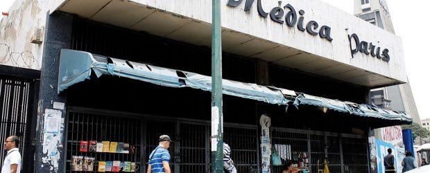 Otra de las grandes librerías emblemáticas de la Caracas que ya se fue y no volverá. Librería Médica París se distinguía, siempre, llegando a plaza Venezuela. El entorno se fue […]