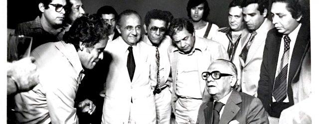 Billo Frómeta, un reportero a quien por sus mañas llamaban el Fantasma, el cura Vera que se convirtió en secretario de Rómulo Betancourt, mujeres del periodismo en dictadura: de estos […]
