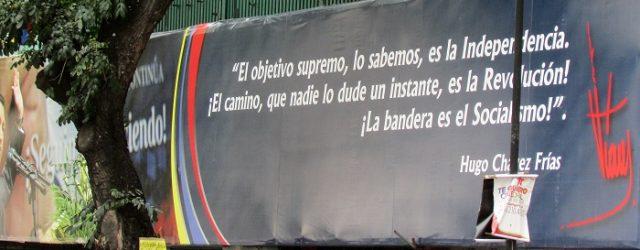 En esta entrevista, realizada vía correo electrónico, el politólogo Juan Carlos Rey habla de la eventual Asamblea Constituyente que pretende instaurar Nicolás Maduro. La conformación del quiénes tienen derecho a […]