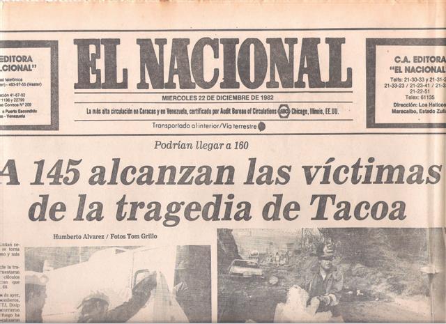 Tacoa - El Nacional (Small)