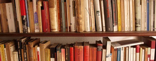 Hace unos días se dijo por las redes que apenas quedan diez librerías en Caracas. Es posible. En medio de la emergencia humanitaria, ¿qué interés puede tener un libro? La […]