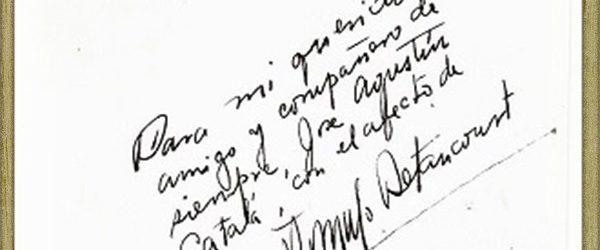 El editor José Agustín Catalá (1915-2011) es una leyenda a la que se le ha rendido tributo, por lo demás merecido: nadie como él supo compilar, ordenar y dejar constancia […]