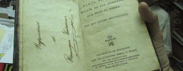 Transcripción del pregón en la voz de Félix de Azúa (escritor, miembro de la Academia de la Lengua Española), difundido en la XXXVII Feria del Libro Antiguo y de Ocasión […]
