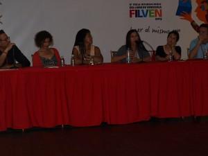 El grupo de nuevos poetas y cuentistas de Puerto Rico, este sábado 14 de marzo a mediodía.