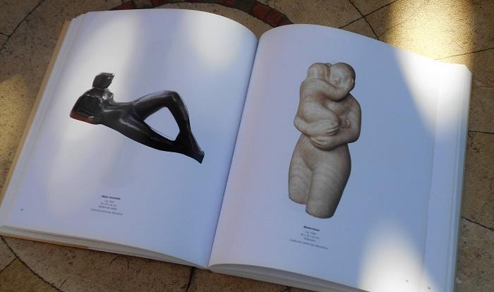Obras de Gregorio contenidas en el libro editado por el CAAM (Centro Atlántico de Arte Moderno).
